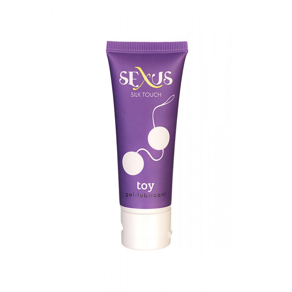 Увлажняющая гель-смазка для секс-игрушек Silk Touch Toy - 50 мл.