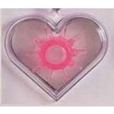 Розовое кольцо эрекционное