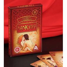 Сувенирные игральные карты  Камасутра