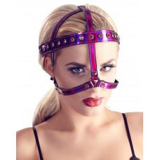 Ярко-розовый шлем харнесс Head Harness