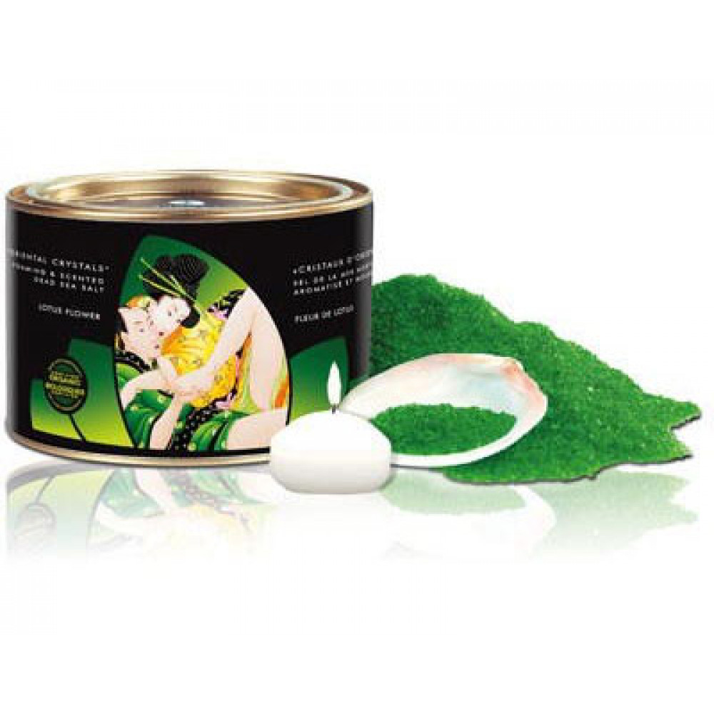 Соль для ванны - Цветок лотоса