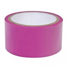 Розовая многоразовая лента для связывания, 20 м
