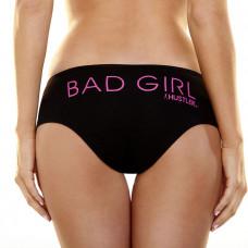 Женские трусики Hustler с надписью Bad Girl