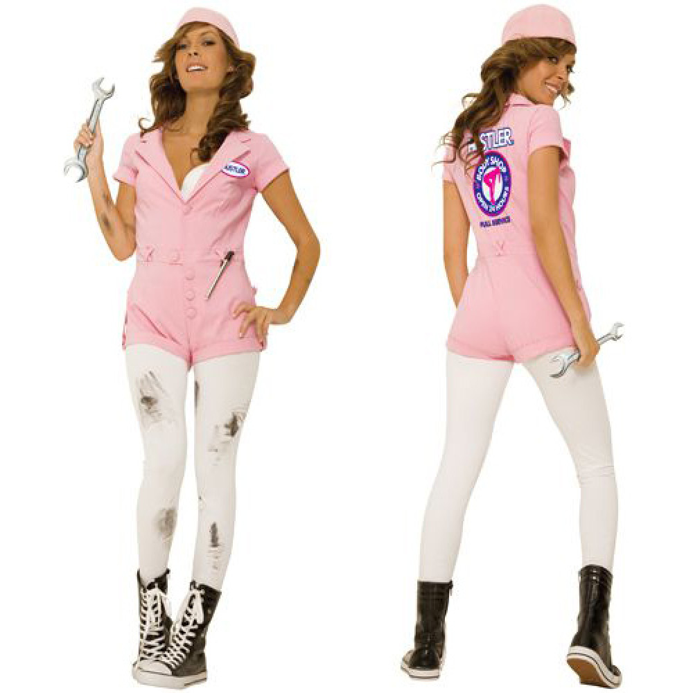 Женская униформа механика
