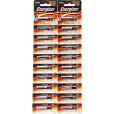 Батарейки Energizer POWER E92/AAA 1,5V - 20 шт.