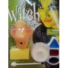 Набор грима для ведьмы