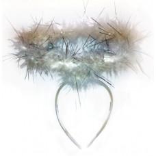 Пушистый нимб ангела