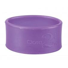 Фиолетовое эрекционное кольцо для пениса Dolce Ami