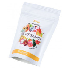 Соль для ванны «Когда хочется экзотики» с ароматом экзотических фруктов - 100 гр.