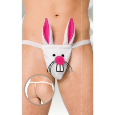 Трусики-стринг с кроликом