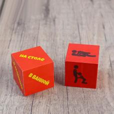 Кубики для игр  Места