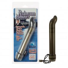 Анальный стимулятор Perineum Massager - 17 см.