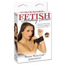 Набор Starter Wrist Cuff - наручники и маска