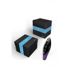 Фиолетовый с черным вибромассажер ZINI SEED