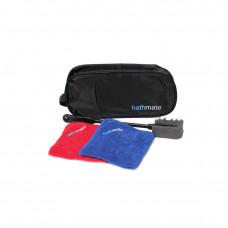 Набор для очистки помп Bathmate Cleaning Kit: пластиковый скребок с салфетками
