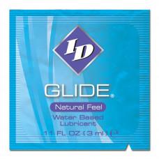 Смягчающий интим-гель ID-Glide - 3 мл.