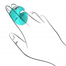 Бирюзовый вибро-перстень PYXIS