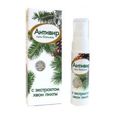 Гель-бальзам  Антивир  с экстрактом хвои пихты - 30 гр.