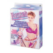 Надувная секс-кукла Hannah в чулочках