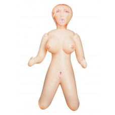 Надувная секс-кукла CHEST CHOKER в позиции на коленях
