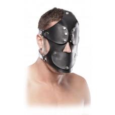 Маска на лицо с окошками EXTREME GAG BLINDER