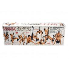 Качели с растяжением Wild S.E.X. Collection Spinning Sex Swing