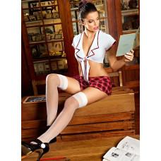 Игровой костюм скромной школьницы