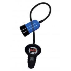 Синяя автоматическая вакуумная помпа APOLLO AUTOMATIC