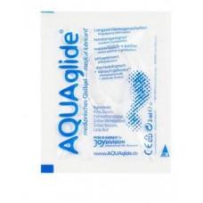 Пробник смазки на водной основе Aquaglide - 3 мл.