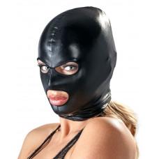 Маска на голову Head Mask с wet-look эффектом