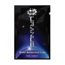 Анальный лубрикант на водной основе Wet Uranus Water - 3 мл.