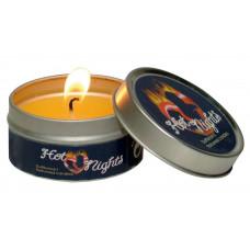 Ароматическая свеча Hot Nights