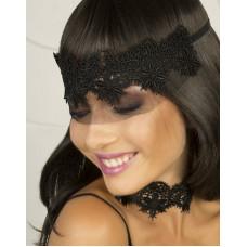 Кружевная маска-диадема Аlbori