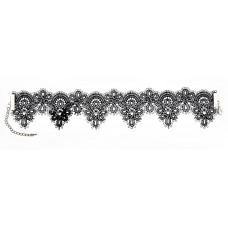 Ажурное ожерелье-чокер Delicati pizzi