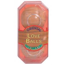Вагинальные шарики из пластика