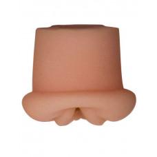 Уплотнитель для мужских помп Eroticon в виде вагины
