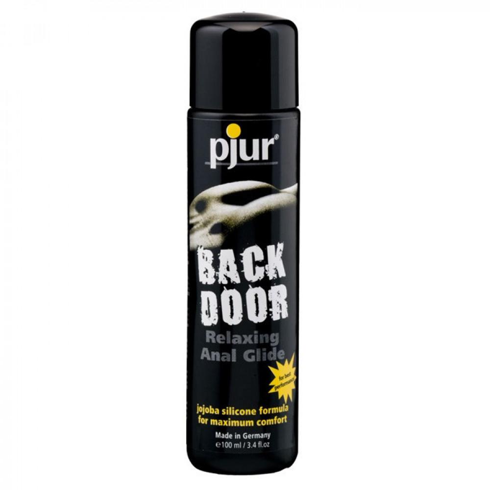 Концентрированный анальный лубрикант pjur BACK DOOR glide - 100 мл.