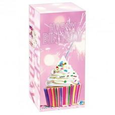 Подарочная упаковка для Womanizer с надписью  Happy Birthday