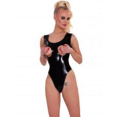 Боди из датекса с вырезами для груди Datex Body with Cut-out Breasts