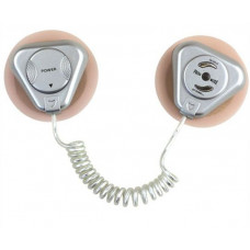 Электростимулятор с двумя присосками для груди или клитора Electrial Breast Beauty