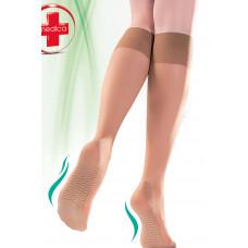 Гольфы Medica 40 den с эффектом массажа стопы