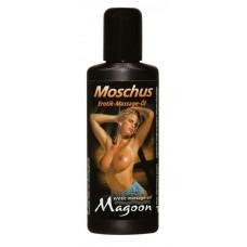 Массажное масло Magoon Moschus с ароматом мускуса - 50 мл.