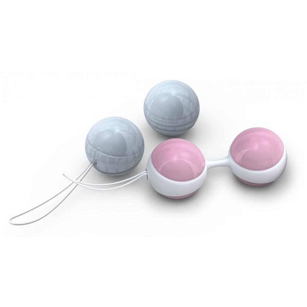Вагинальные шарики Luna Beads Mini - 2,9 см. (Lelo LEL1692 Luna Beads Mini)
