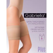 Сатиновые подвязки на ноги для защиты от натирания