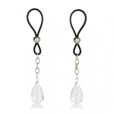 Зажимы на соски Nipple Play Non-Piercing Nipple Jewelry Crystal