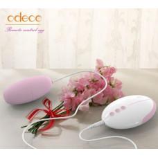 Нежно-розовое виброяичко Vibrating Egg